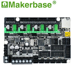 Makerbase Mks Robin E3 E3D 32Bit Control Board for Ender CR10 without Drivers