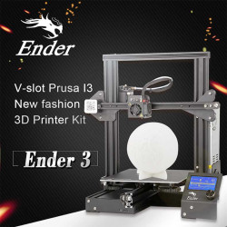 Creality 3D Ender-3 3D Printer DIY Easy-Assemble 220 x 220 x 250mm Printing Size with Resume Printing