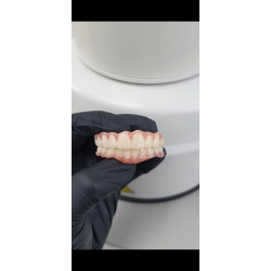 TEMP Resin Ultra high Dimensional Accuracy Class 2 Product perfect fit TEMP Teeths